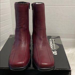 Andrea en El Nombre del Diseno women boots